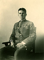 Philip in uniform